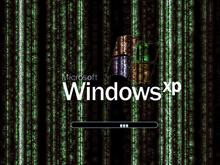 Windows XP matrix edition