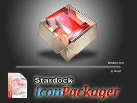 IconPackager & file 3030