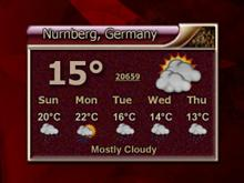 XP Ruby Weather