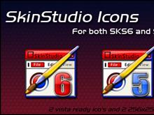 SkinStudio Icons