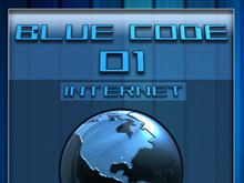 Blue Code 01 - Internet