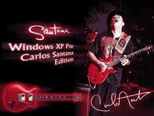 XP Pro Carlos Santana Edition