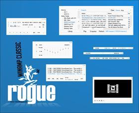 Rogue Winamp Classic