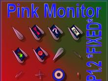 Pink Monitor *2nd_FIX*