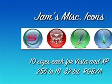 Jam's Misc. Icons