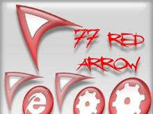 77 red arrow