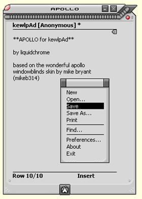 apollo for kewlpAd