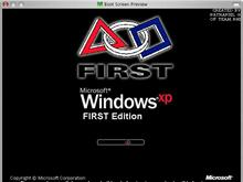 Microsoft XP FIRST Edition