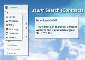 sLant Search (Compact)