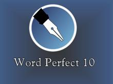 Word Perfect 10