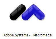 Adobe Systems - Macromedia Logo