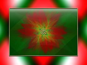 Fractal Poinsettia