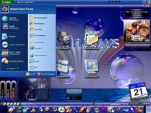 My Desktop (Blue)