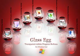 Glass Egg (W)