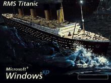 RMS Titanic - Windows XP