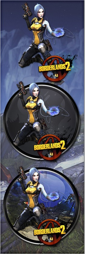 Borderlands 2 Maya