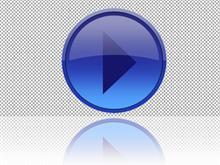 windows media player (blue underglow)