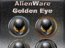 AlienWare Golden Eye