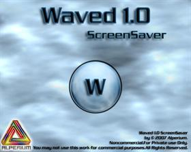 Waved 1.0 ScreenSaver