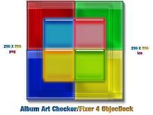 Album Art Checker/Fixer