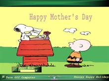 Snoopy Mothers Day