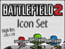 Battlefield 2 / BF2 Icon Pack.