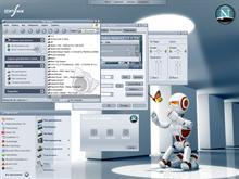 Netscape 7 Modern Theme 2