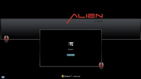 Alien Invasion logon