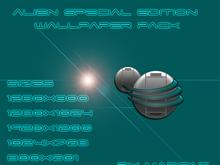 Alien special edition wall pack 2