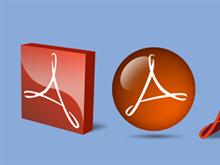 Adobe Reader Icons
