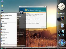 About Windows Vista Ultimate
