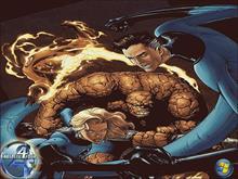 The Fantastic Four!