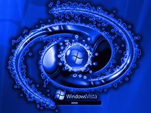 Vista Twirl Candy Swirl Blue v2.0!