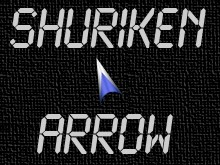 ShurikenArrow