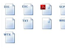 Text Icons Office 2003-2007 style