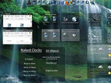 Naked Clocks