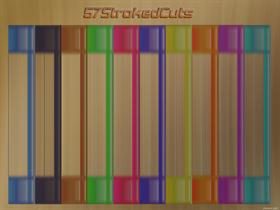 57 Stroked Cuts