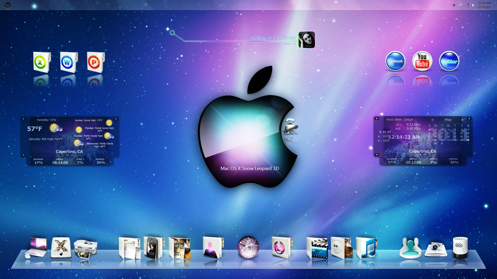 Как сделать фото своего рабочего стола на mac8