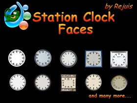 Clock Faces 2