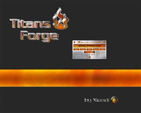 Titans Forge Xion