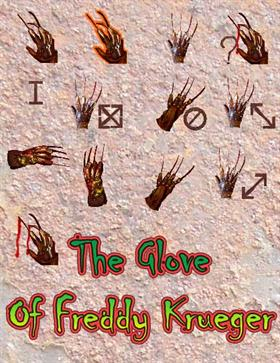 Freddy Krueger Glove Theme 2.0
