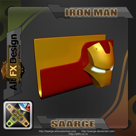 IronMan Folder