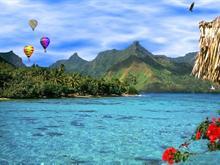 BoraBora Island