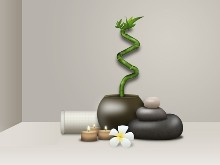 Mindful Meditation Still Life