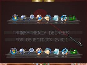 3 Trans.Degrees Dock