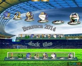 Brazuca Dockbackgrounds