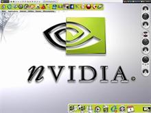 NVidia Tabbed