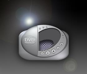 Official DVD Profiler Skin