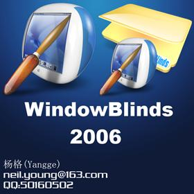 Windowblinds 2006