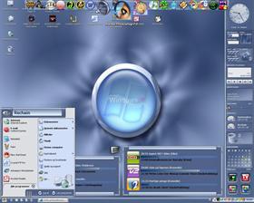 Pixxy Desktop 2004 - Rechain